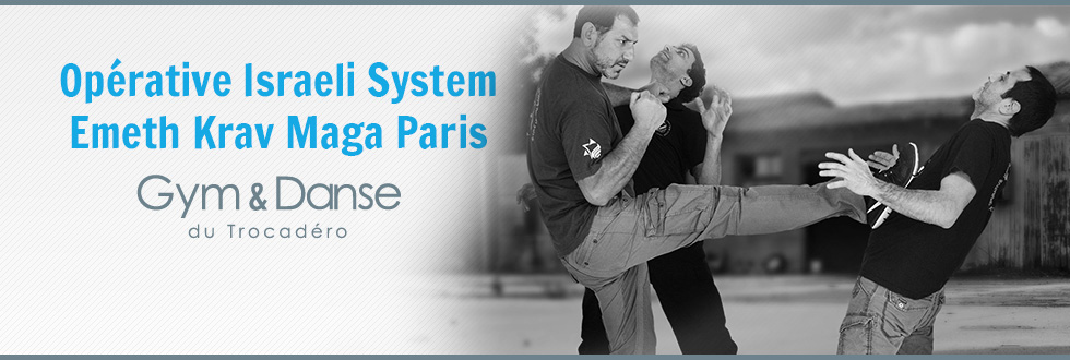 Cours OIS Emeth Krav Maga Paris